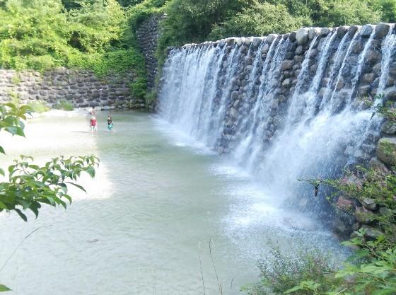 【名水公園べるが】自然を全身で感じて遊べます