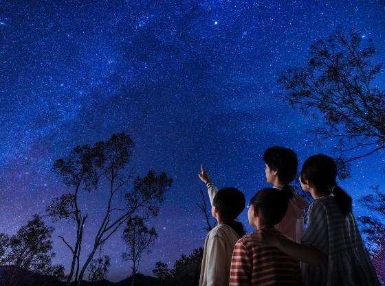 北湯沢で満天の星空をご覧ください