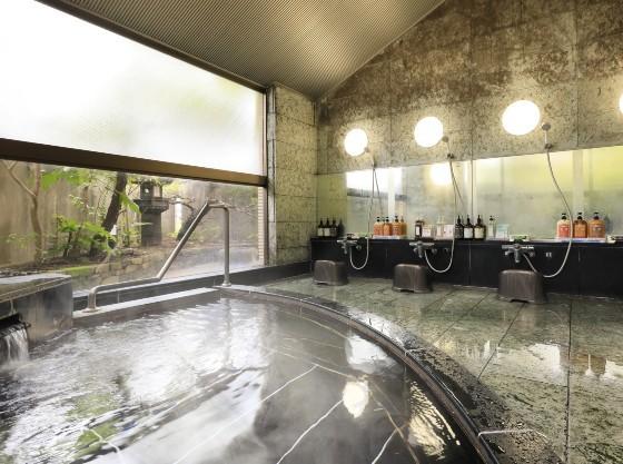 共用浴場 温泉「熱海の湯」