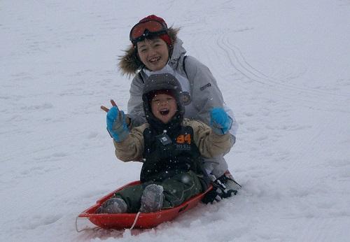 3歳からの旅育デビュー!冬旅のテーマと楽しみ方~主役は「雪」