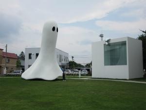 芸術の秋を楽しむ。子連れで楽しめる「十和田市現代美術館」