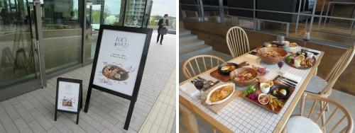 Soup Stock Tokyoファンが家族と一緒に楽しめるレストラン