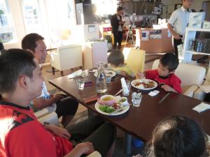 地元の事業者・人が関わりることが大切。子ども達の笑顔がモチベーションに